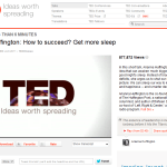How to Embed a TED Talk Video in a Blog Post