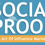 Social Proof: The Art of Influence Marketing #infographic
