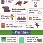 50 Productivity Tips to Boost Your Brainpower #Infographic