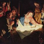 Christmas: God on Earth in a Baby; the First Time.