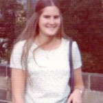 College girl 1977 Prague