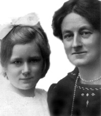 Biddy and Kathleen Chambers