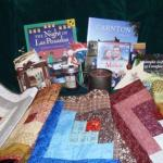 A Log Cabin Christmas Collection Gift Basket Contest