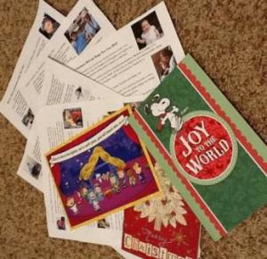 How To Write A Christmas Letter A 5 Point Primer Michelle Ule Author
