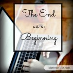 The End as a Beginning