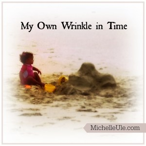 Wrinkle in Time, Madeleine L'Engle, Hawaii, parenthood, memories, take photos of children, childhood, Bellows Beach, US Navy