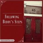Biddy's steps
