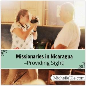 Missionaries Nicaragua, church, eyeglass mission, Sabalos, Rio San Juan, Rotary, ptergiums, cataracts, St. Mark Lutheran Church, Santa Rosa