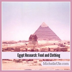 egypt research