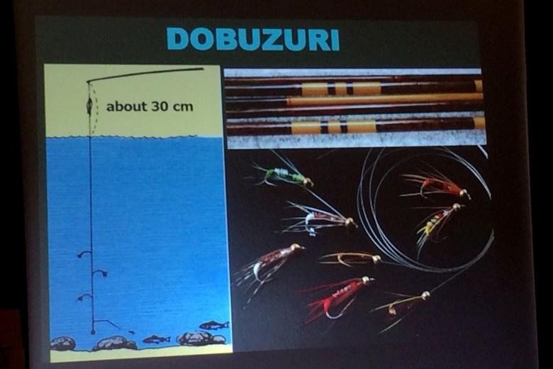 Dobozuri, die japanische Art der Schweizer Hegenen.