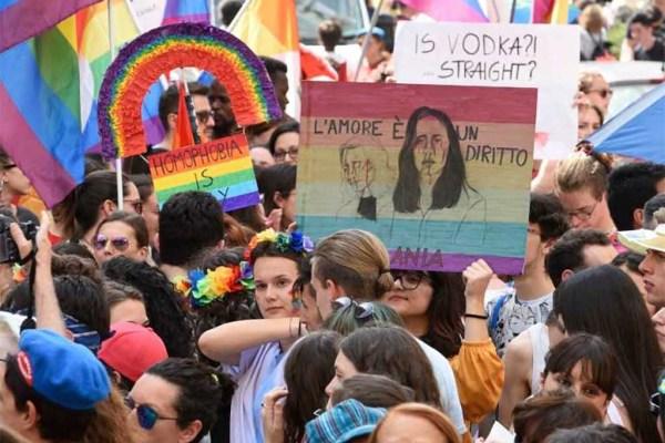L'Odissea del 2020: la legge contro omofobia e transfobia