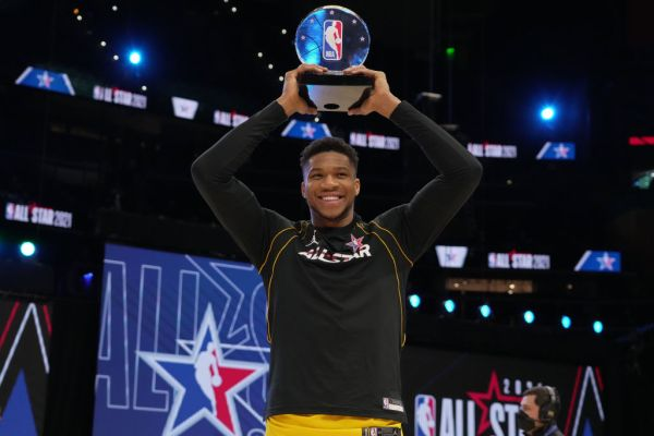 NBA, All Star 2021