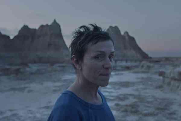Cinema | Nomadland, Chloé Zhao