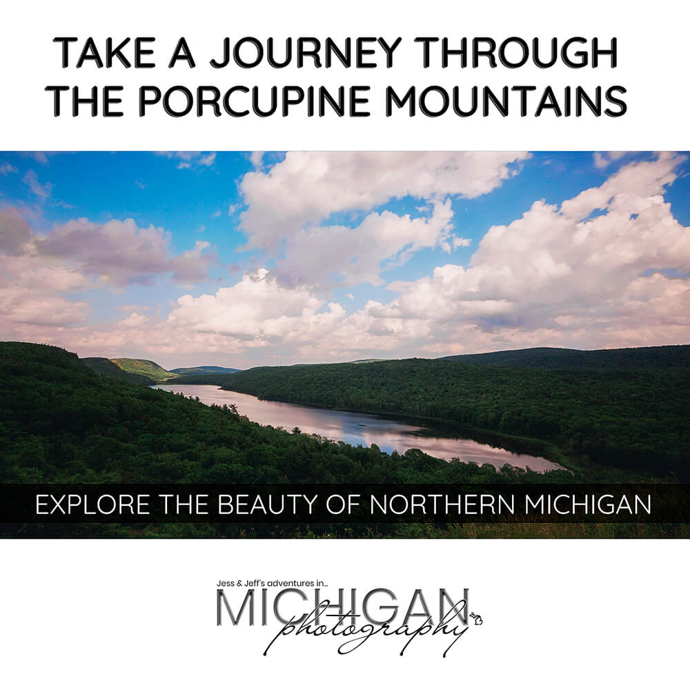 Featured image for Porcupine Mountains Cornerstone