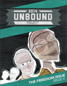 Unbound Issue 4 Cover
