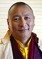 Bardor Tulku Rinpoche photo/Robert Hansen-Sturm