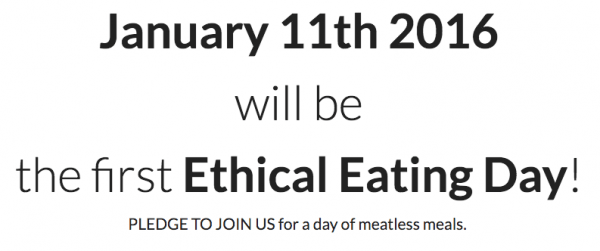 Ethical Eating Day banner