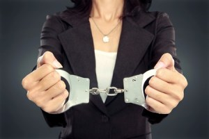 cuffs-woman