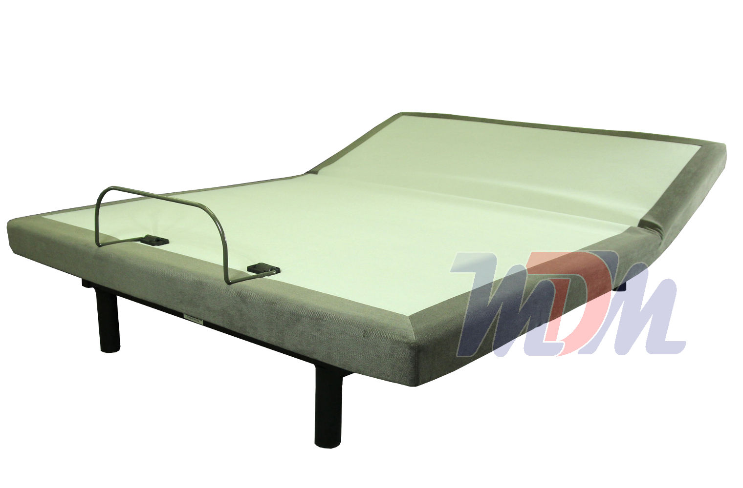 Affordable King One Piece Adjustable Powered Bed Base