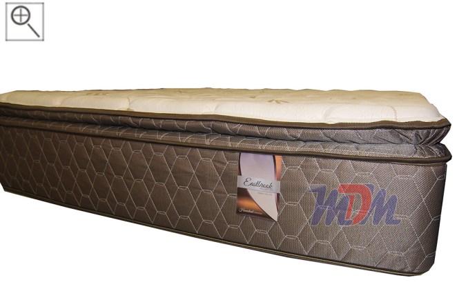 Pillow Top Mattress Set Corsicana Verticoil Premium From Michigan M