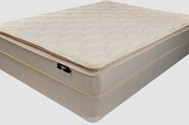 Twin Size And Full Pillow Top Mattress