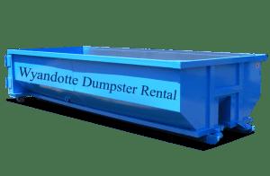Roll Off Dumpster Wyandotte MI