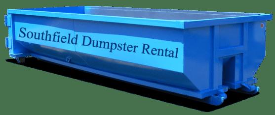 Dumpster Rental Southfield