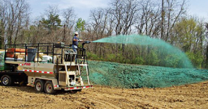Michigan Hydroseeding