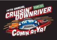 LIVE Video 14th annual Downriver Cruise Sat June 29th