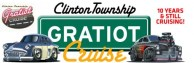 11th Clinton Township Gratiot Cruise - live video webcast 1-5PM Aug 4th 2013