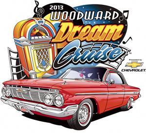 2013 Woodward Dream Cruise live video webcast