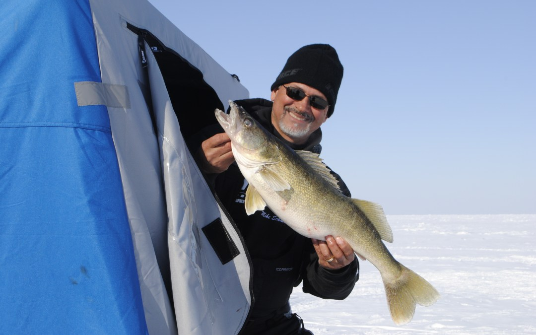 Ice Fishing 101 | Michigan Out-of-Doors