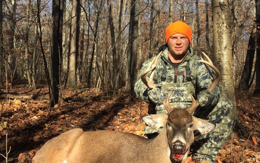 Strategies for Harvesting Swamp Bucks