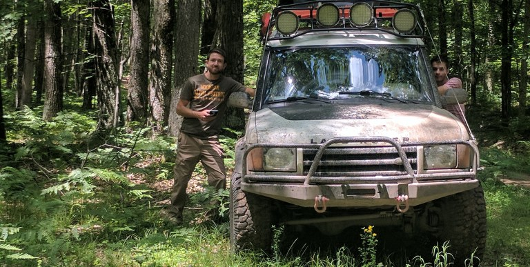 I'm Mike Klemish and This Is How I Overland