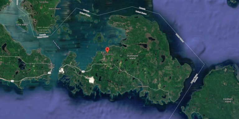 Places to Go: Drummond Island