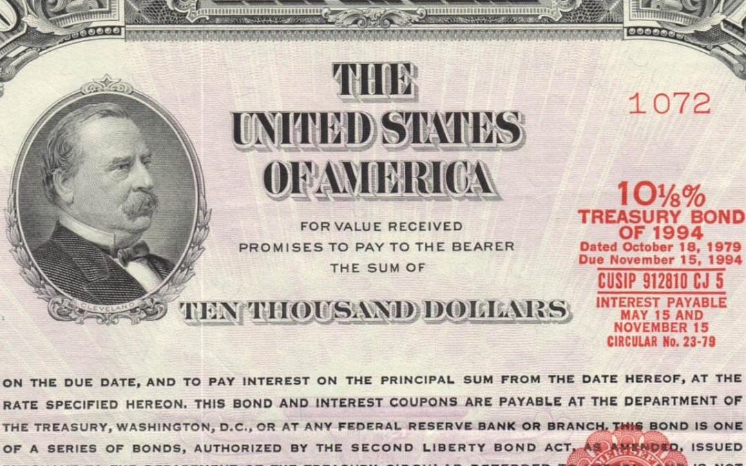 Government Bonds: Handouts to the 1%