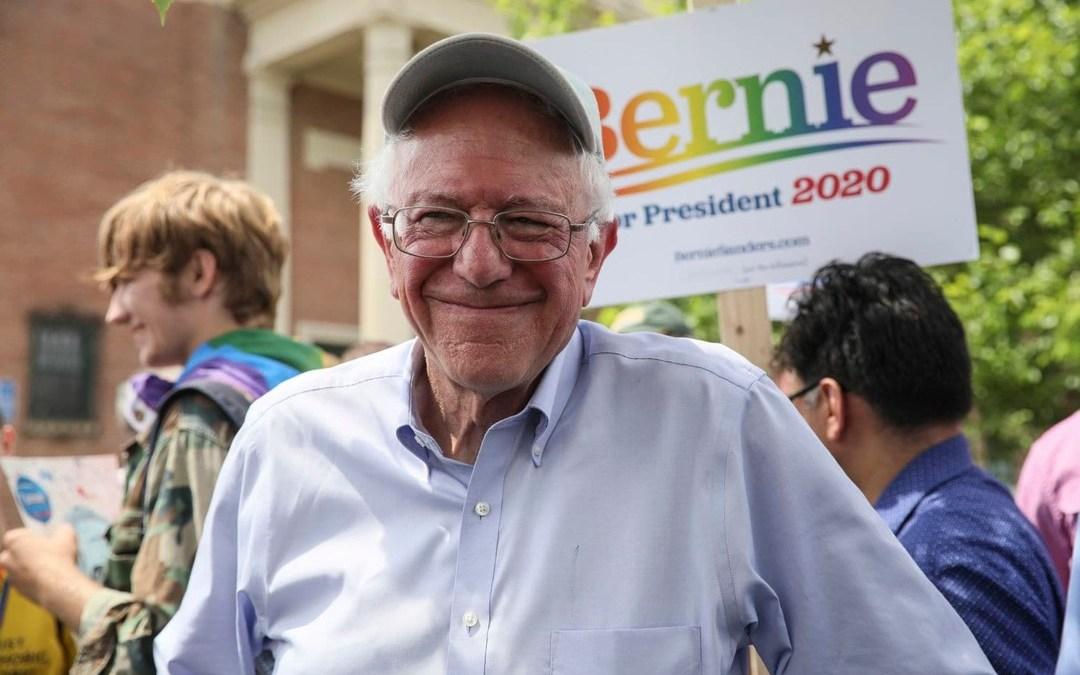 Sanders is Winning