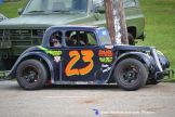 Legends Cars were on hand Friday night at Spartan Speedway. (Bob Buffenbarger Photo)