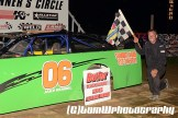 Jake Rendel won the Sportsman feature Saturday night May 16, 2015 at Butler Speedway. (Tom Willavize Photo)