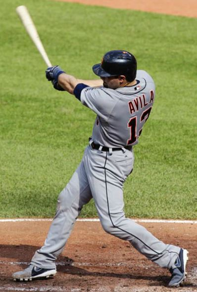 Tigers catcher Alex Avila credits Catholicism as his strength for overcoming adversity