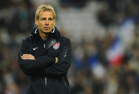U.S. coach Jurgen Klinsmann and the U.S. Men's Soccer Team will face Ukraine on March 5, their last international friendly before announcing the team's World Cup 2014 Roster (Photo Courtesy of the NY Daily News)