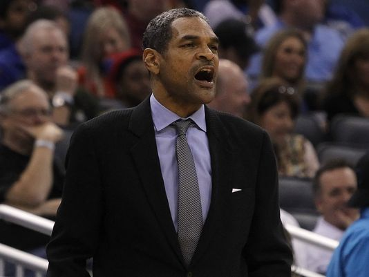 Maurice Cheeks was fired just 50 games into his first season as Pistons head coach (Photo courtesy of Kim Klement/USA Today)