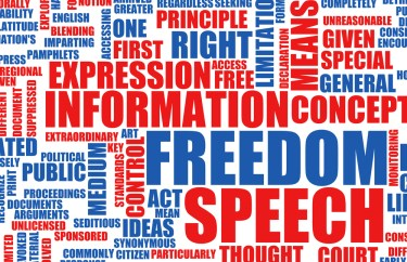 Debates about freedom of speech have raged across college campuses in recent months.