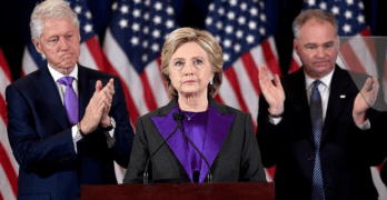 Election 2016 by the Numbers: Hillary's Loss Was Largely Self-Inflicted