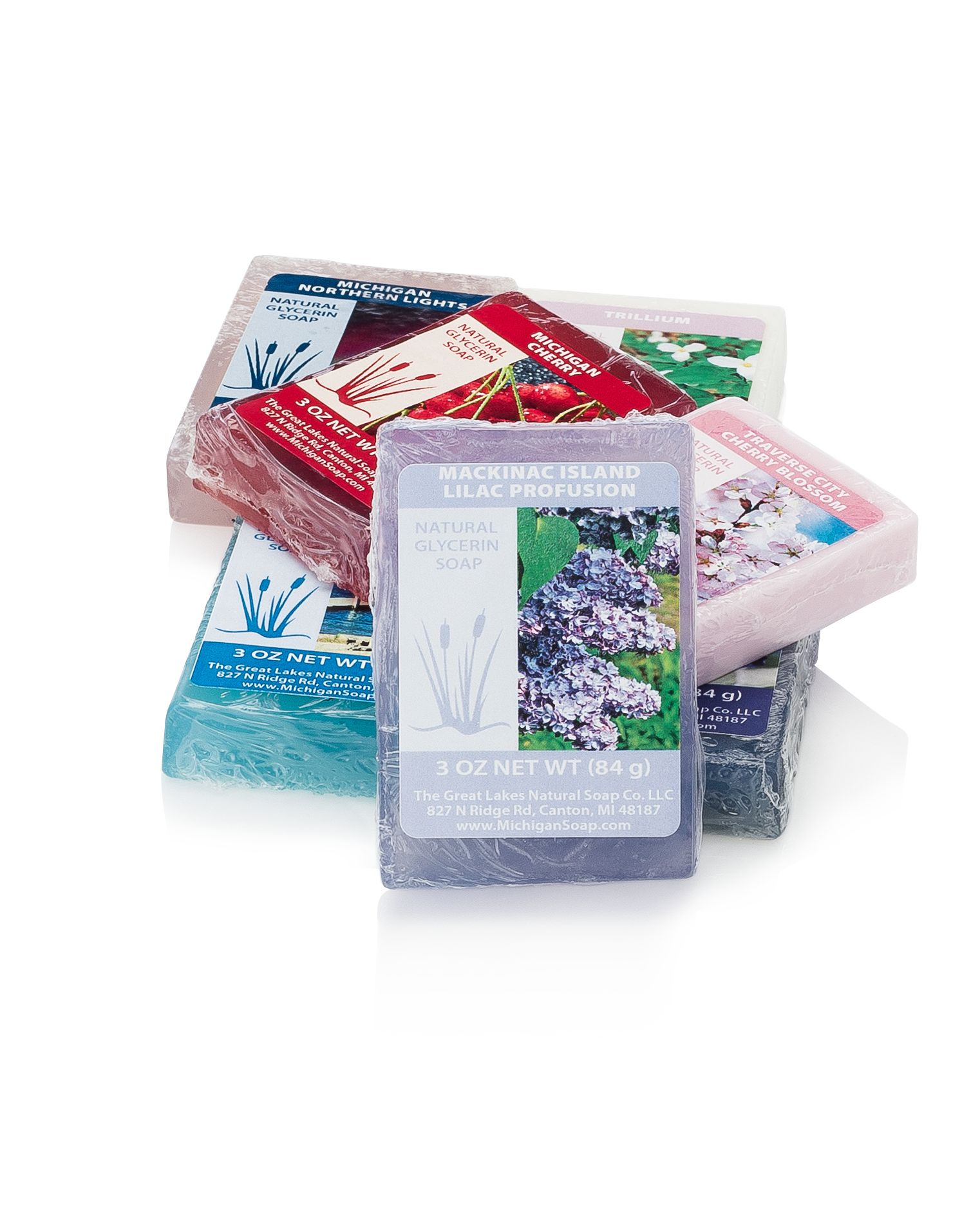 Signature Scents Michigan Soap