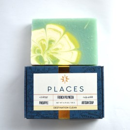 PLACES Luxury Artisan Soap