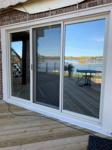 Custom Doorwall Tint (Privacy / Heat / UV Protection)