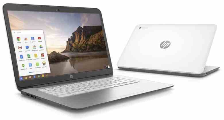 HP Chromebook 14 – Best Laptop for Typing