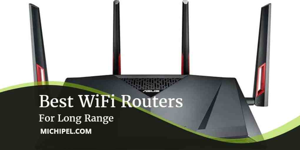 best wifi router for long range