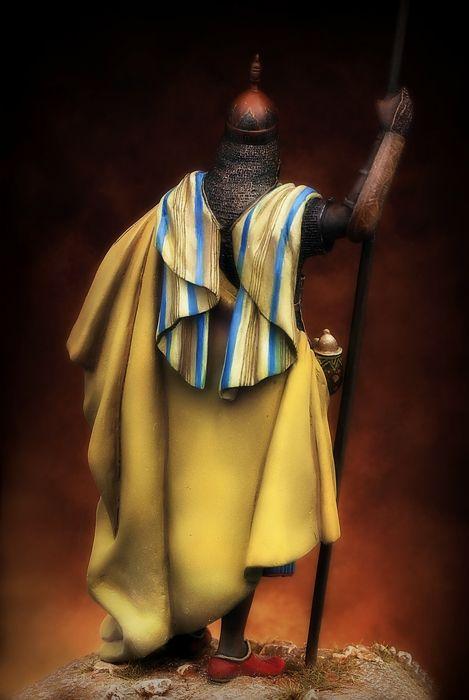 Michigan Toy Soldier Company Pegaso Models Nubian